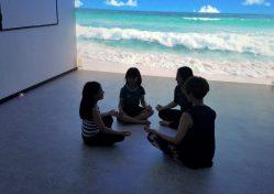 夏休み特別レッスン キッズヨガ|春日井市高蔵寺にある My Yoga Studio(マイヨガスタジオ)