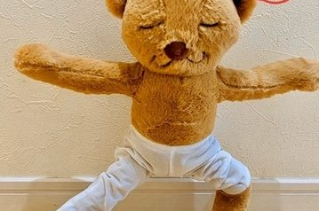 Kids yoga 仲間紹介♪