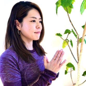 スタッフ紹介   Sayumi  春日井市高蔵寺にある My Yoga Studio(マイヨガスタジオ)