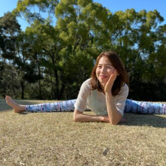 スタッフ紹介   YOKO  春日井市高蔵寺にある My Yoga Studio(マイヨガスタジオ)